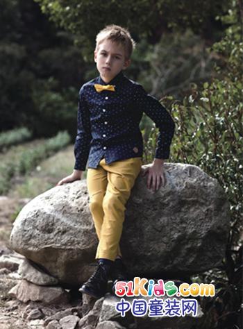 马骑顿童装品牌产品图