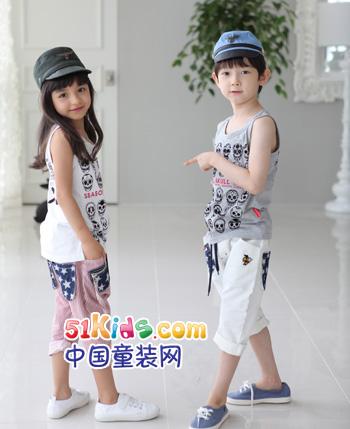 G-Brand童装产品