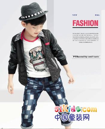卡儿菲特童装产品图(9)