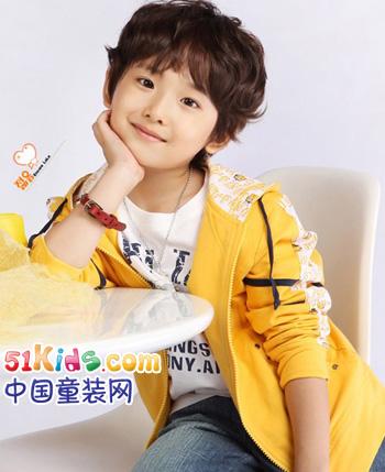 彩虹糖童装产品