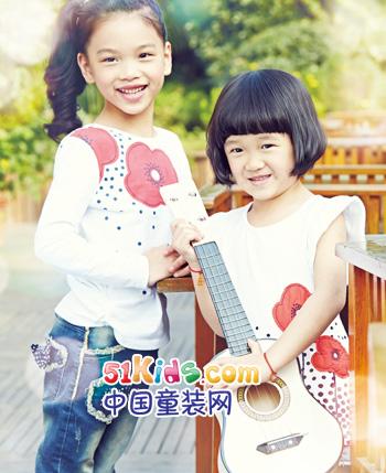 龙太子童装产品