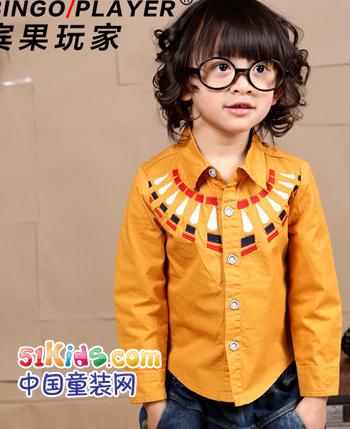 宾果玩家童装产品