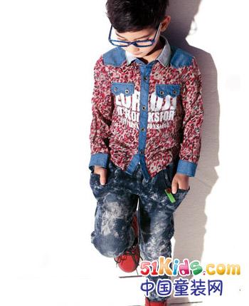 欧恰恰童装产品图(10)