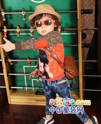 小人物童装产品图(9)