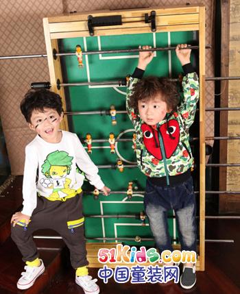 小人物童装产品图(2)