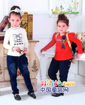 番衣岛柜童装产品