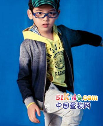 欧恰恰童装产品图(4)