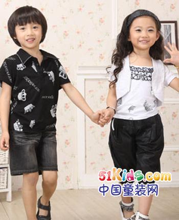 手掌唛童装产品图(2)