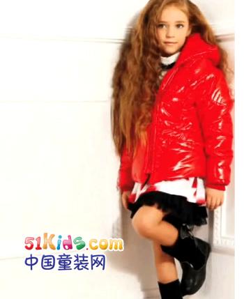 欧可'玫瑰公主童装产品图