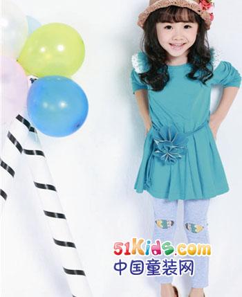 淘淘熊童装产品图(9)