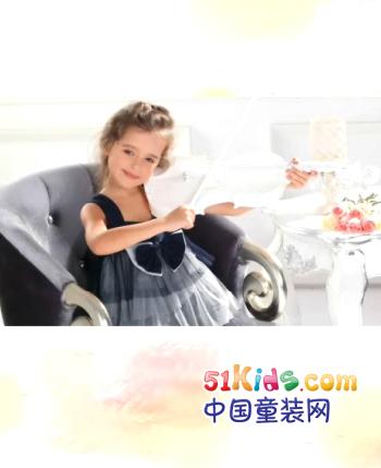 欧可'玫瑰公主童装产品图(9)