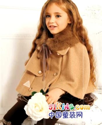 欧可'玫瑰公主童装产品图(2)