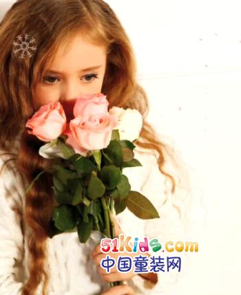 欧可'玫瑰公主童装产品图(4)