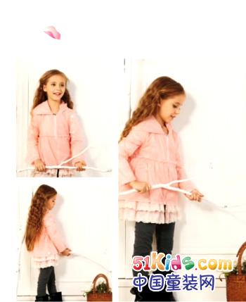 欧可'玫瑰公主童装产品图(3)