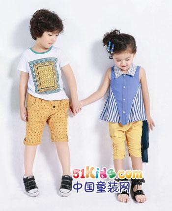 淘淘熊童装产品图(7)