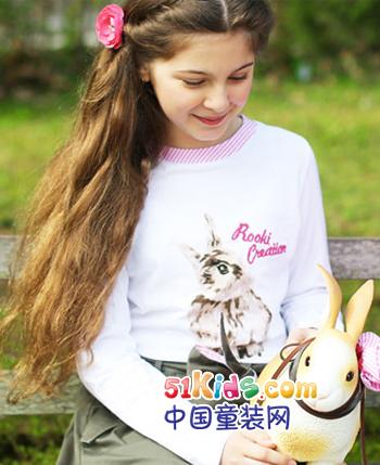诺可可兹童装产品