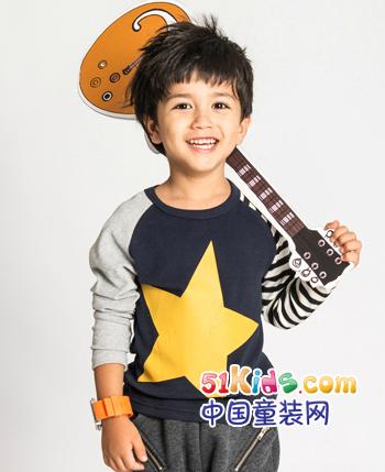托尼可可童装产品