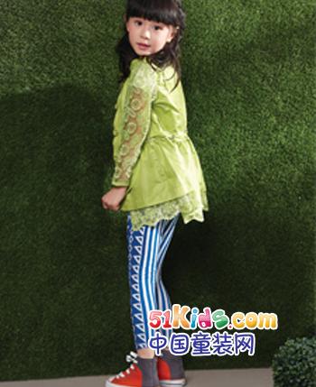 蚯蚓物童装产品图(5)