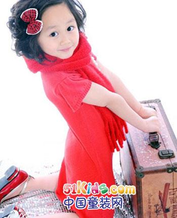 迪乐园童装产品