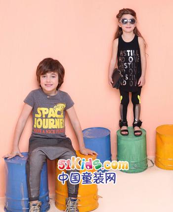 J2品牌童装产品图(3)