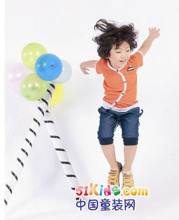 淘淘熊童装产品图(2)