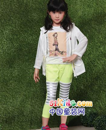 蚯蚓物童装产品图(9)