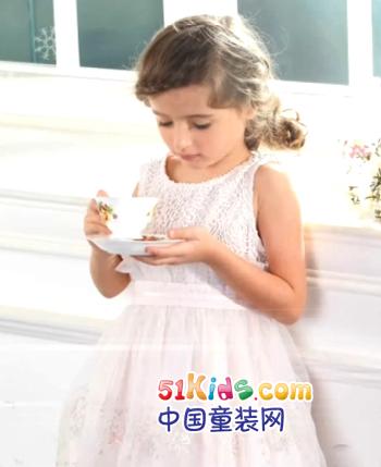 欧可'玫瑰公主童装产品图(8)
