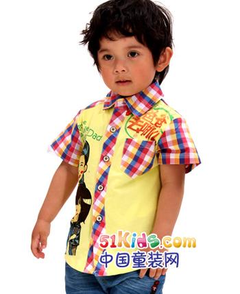 Q娃娃童装产品