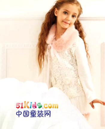 欧可'玫瑰公主童装产品图(5)