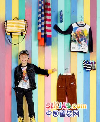 安迪派对童装产品