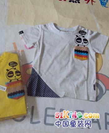啵乐熊童装产品图(4)