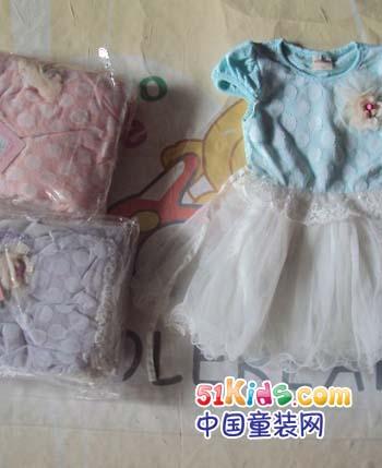 啵乐熊童装产品
