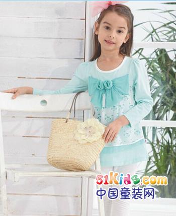 贝凯思童装产品