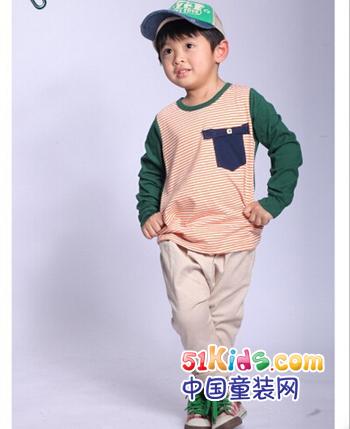 吆吆炫童装产品