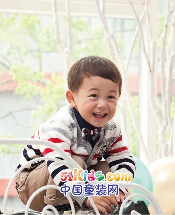 淘帝童装2014秋冬