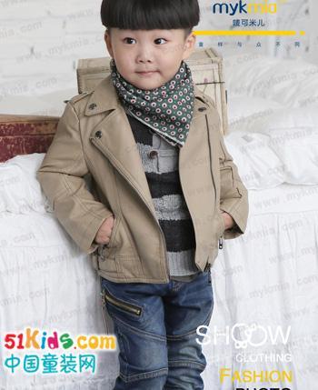 唛可米儿童装产品