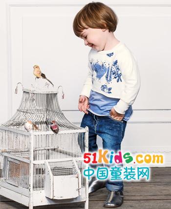 Sarabanda童装产品