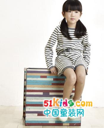 乐比悠悠童装产品图(6)