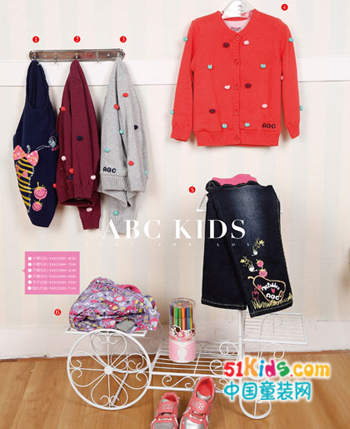 ABC童裝產品