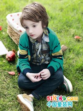 善童童装产品