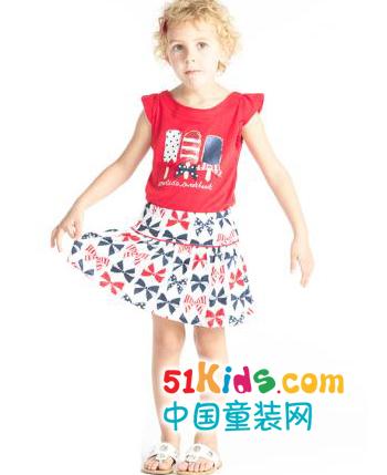 金宝贝童装产品图(9)