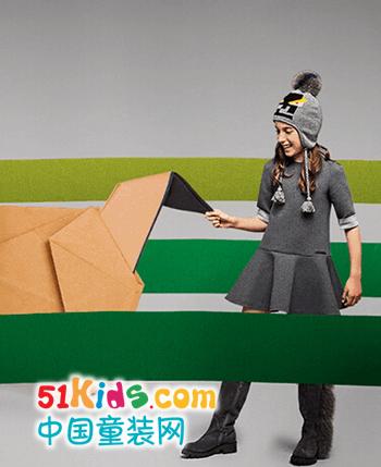 Fendi童装产品图(4)