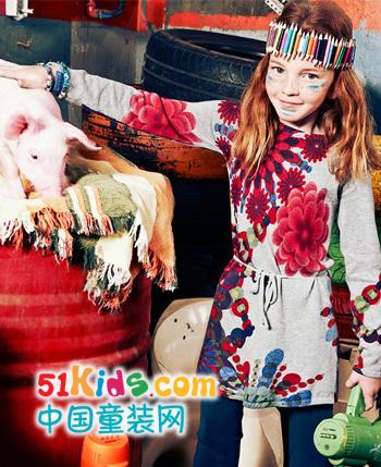 Desigual童装产品图(4)