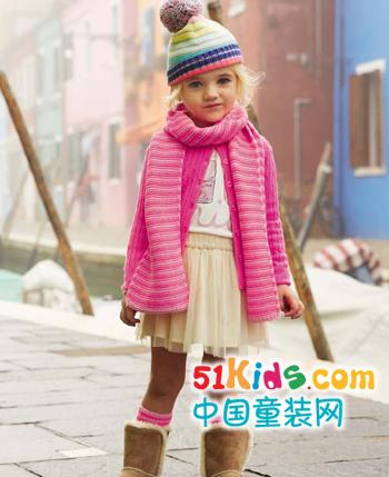 贝纳通童装产品