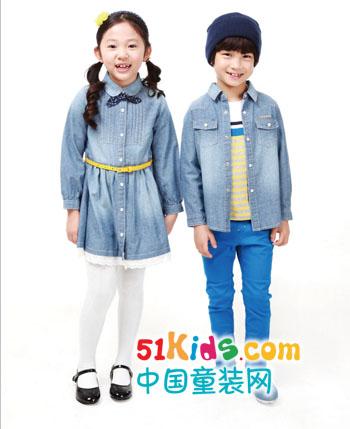 twinkids童装产品图