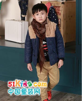 裘帛童装产品图(2)