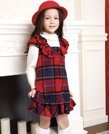 卡莎梦露童装产品