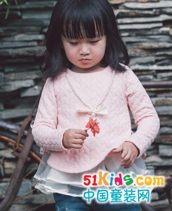 潮童衣柜童装产品