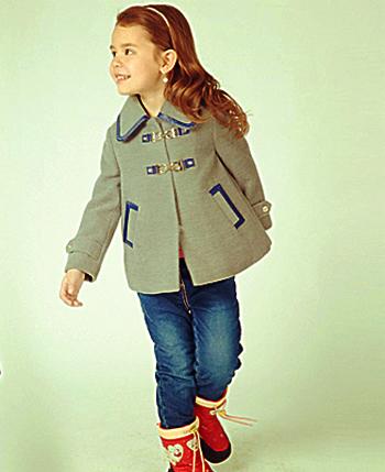 迪乐菲儿童装产品