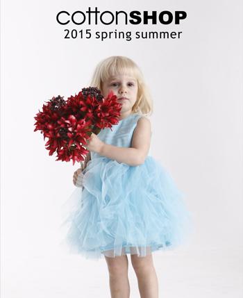 棉店童装2015春夏款